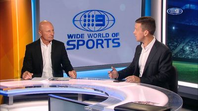 Parramatta Eels gave up against Manly Sea Eagles in 54-0 defeat, says legendary halfback Peter Sterling