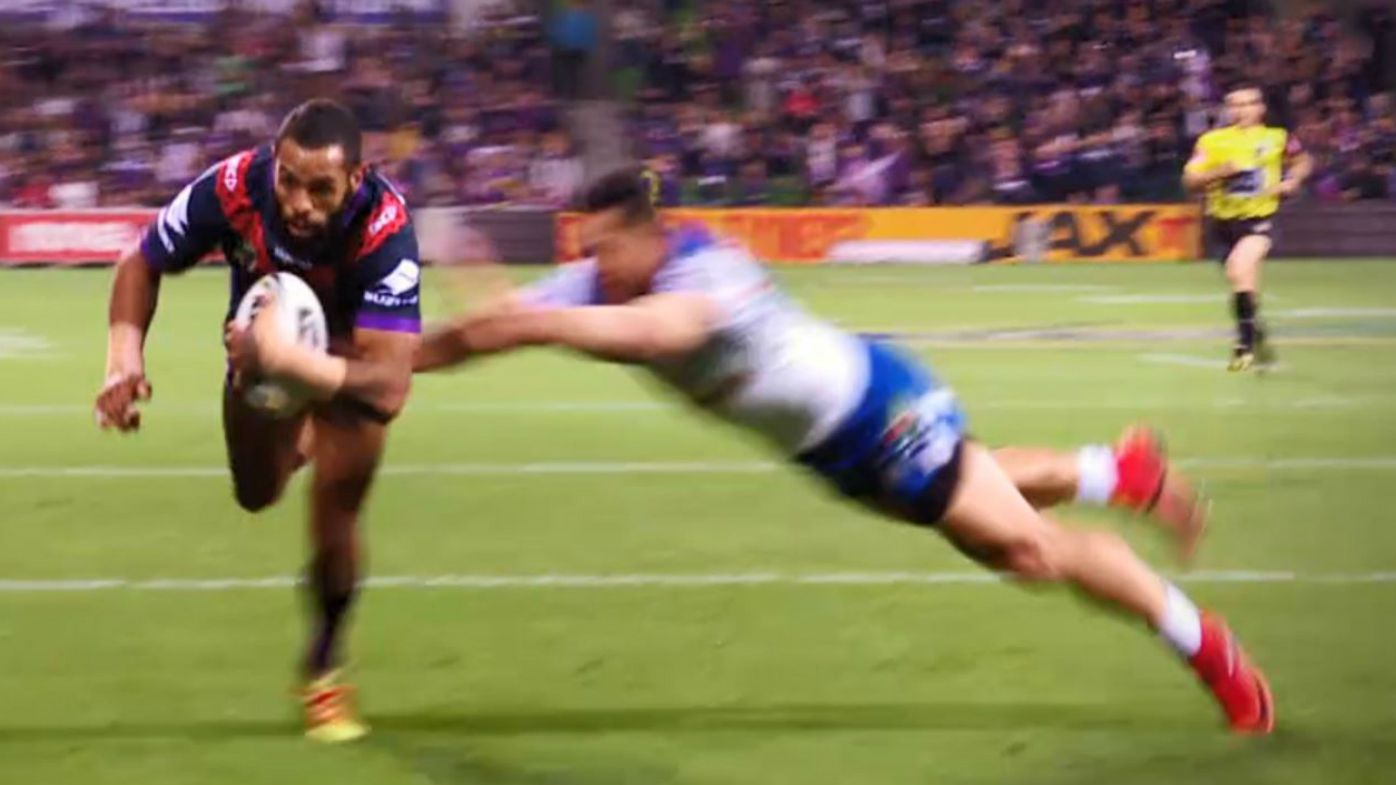 MUST WATCH: Man Shake try of the Year NRL Round 8