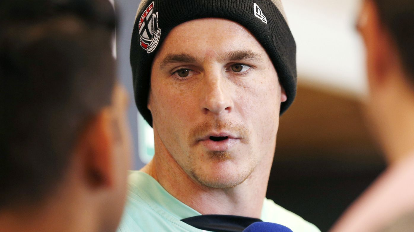 St Kilda star Jake Carlisle to miss two weeks after tribunal upholds ban