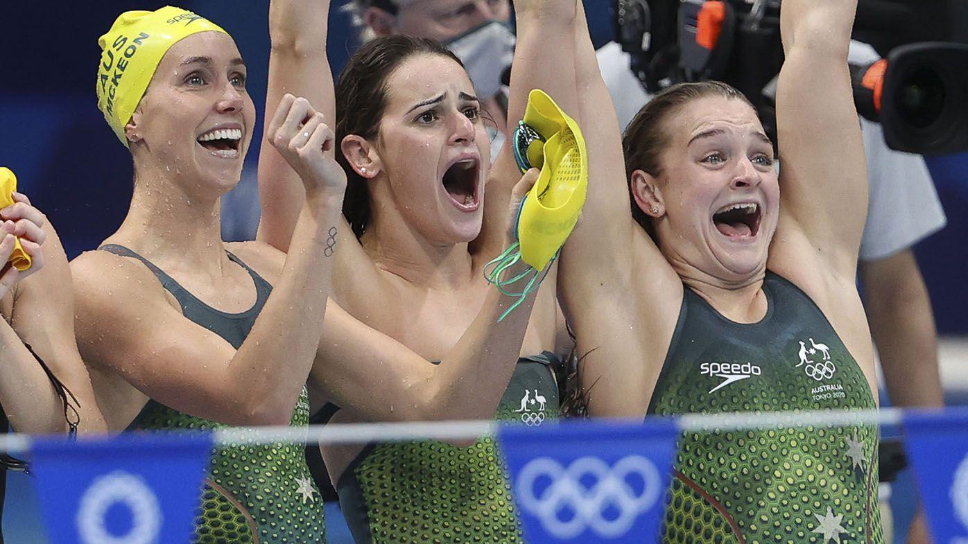 How Aussie swimming soared after darkest moment