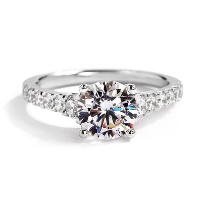 <p>The engagement ring is one of those singular sartorial pieces that is so very intimate to the wearer. It will be worn for the rest of your life (fingers crossed) and yet, it's often chosen by someone else. We've put together the definitive list of engagement rings for every bride-to-be. Bookmark and send to your partner, or buy one for yourself just because. Single ladies, there's totally a ring here for you too.</p> <p>Traditional</p>