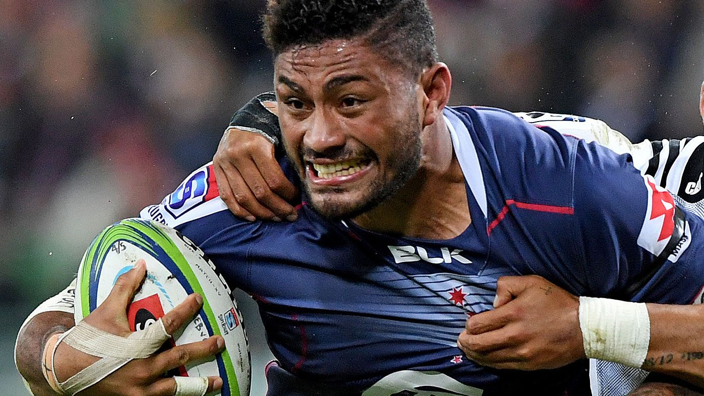 Super Rugby: Melbourne Rebels star Amanaki Mafi appears in court on assault charge
