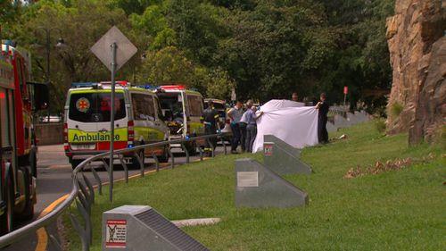 Man found dead at bottom of Brisbane cliff identified