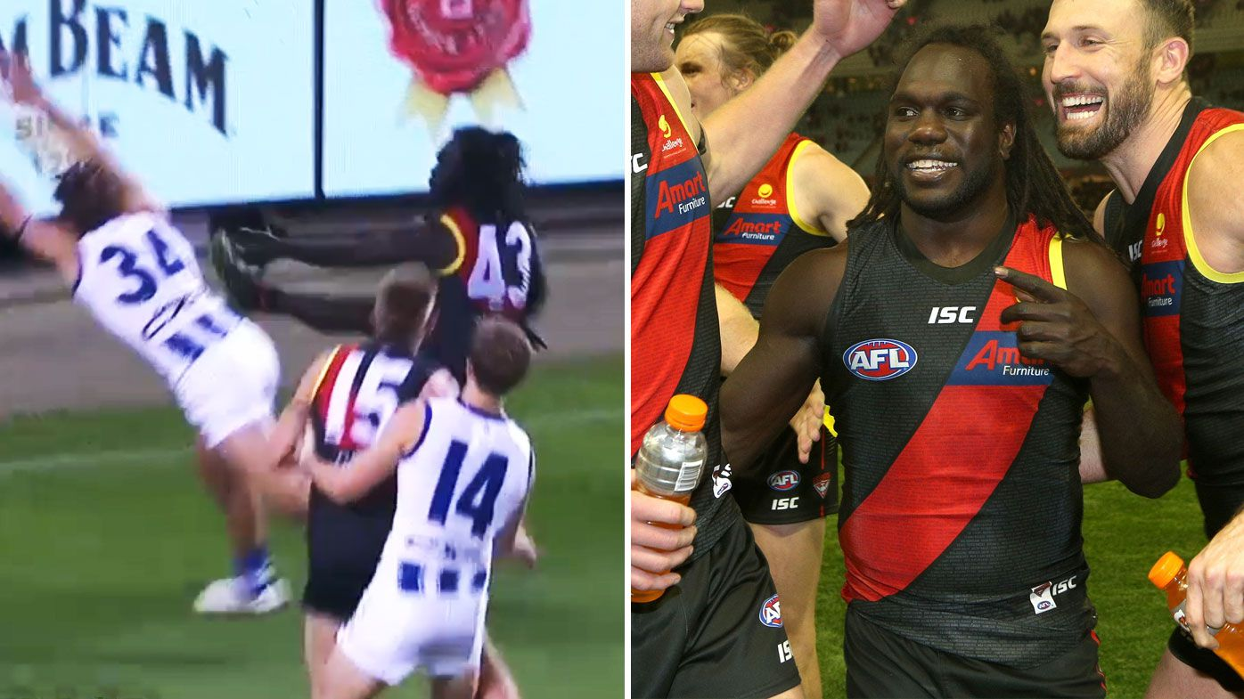 Walla fires Bombers into the AFL top-eight