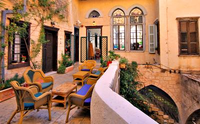 Fauzi Azar Inn, Nazareth, Israel