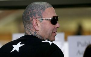 Mongols bikie boss Toby Mitchell charged after alleged South Yarra assault