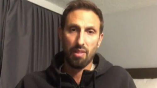 Daniel Cioffi said he just wants permission to finish his hotel quarantine in Adelaide.
