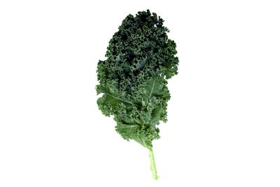 Kale: 120mg vitamin C per 100g