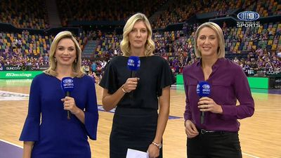 Giants and Sunshine Coast Lightning poised for Suncorp Super Netball scrap