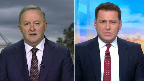Anthony Albanese was grilled on TODAY this morning.