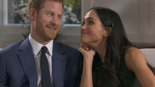 The Royals have remained in full control of the engagement news.
