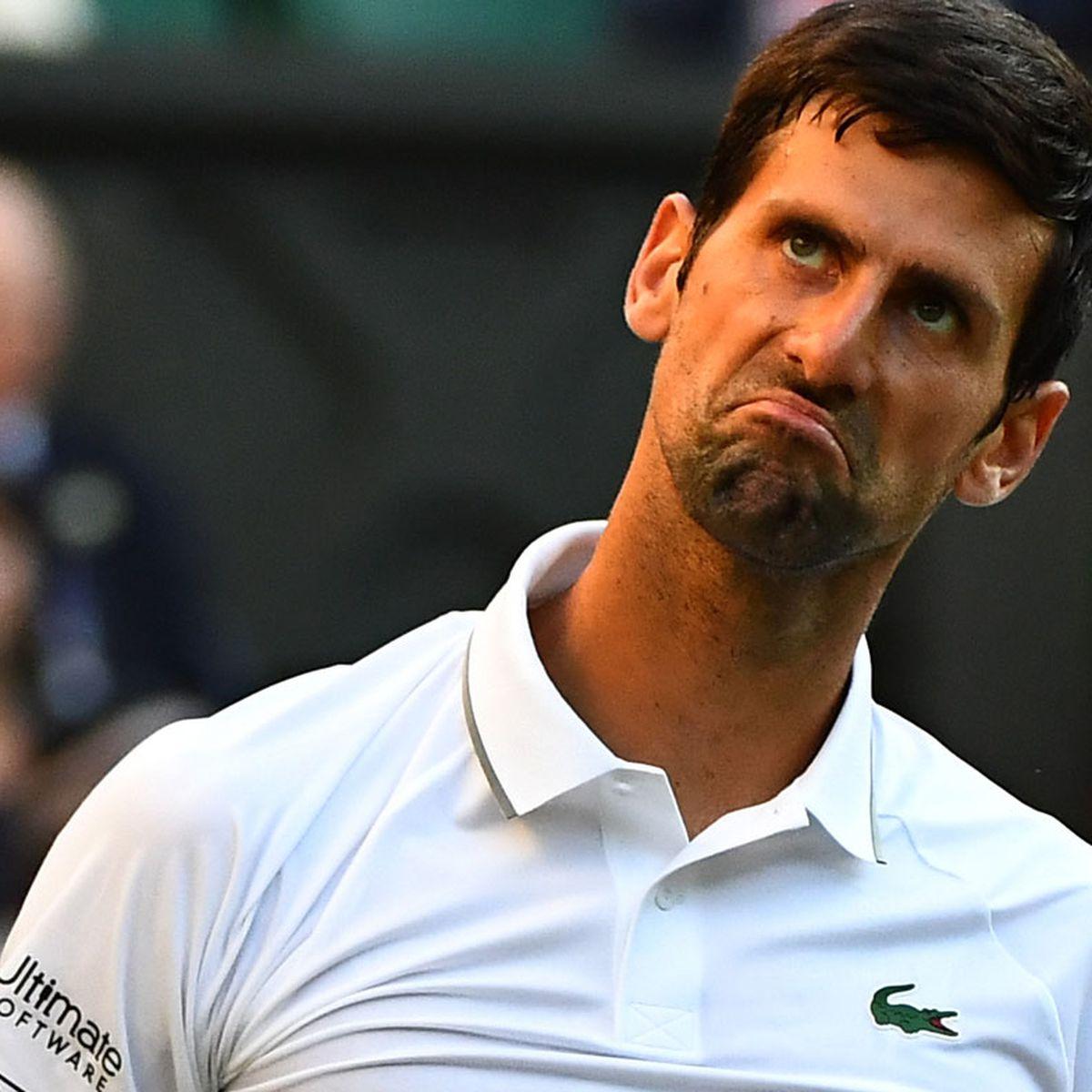 Tennis News Novak Djokovic Slams Reaction To Behaviour During Pandemic Covid 19