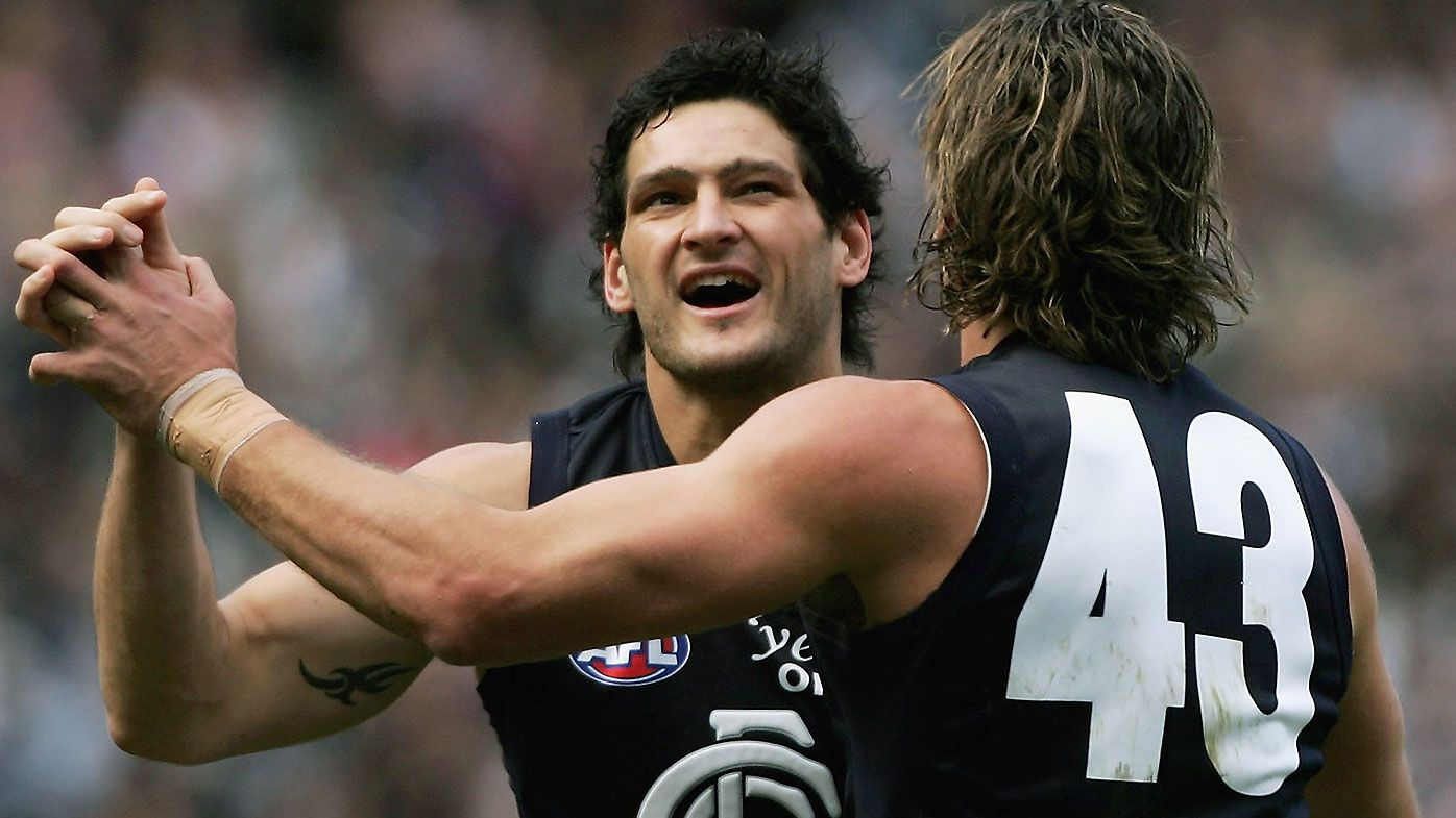'Life matters more than sport': AFL great Brendan Fevola urges league to be put on hold amid COVID outbreak