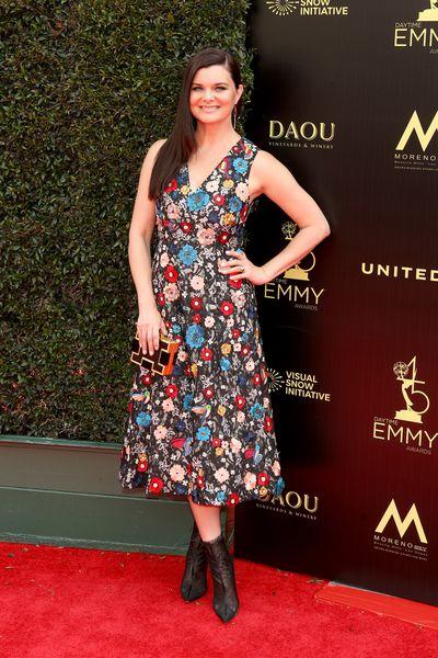 <em>The Bold and the Beautiful</em> actress Heather Tom