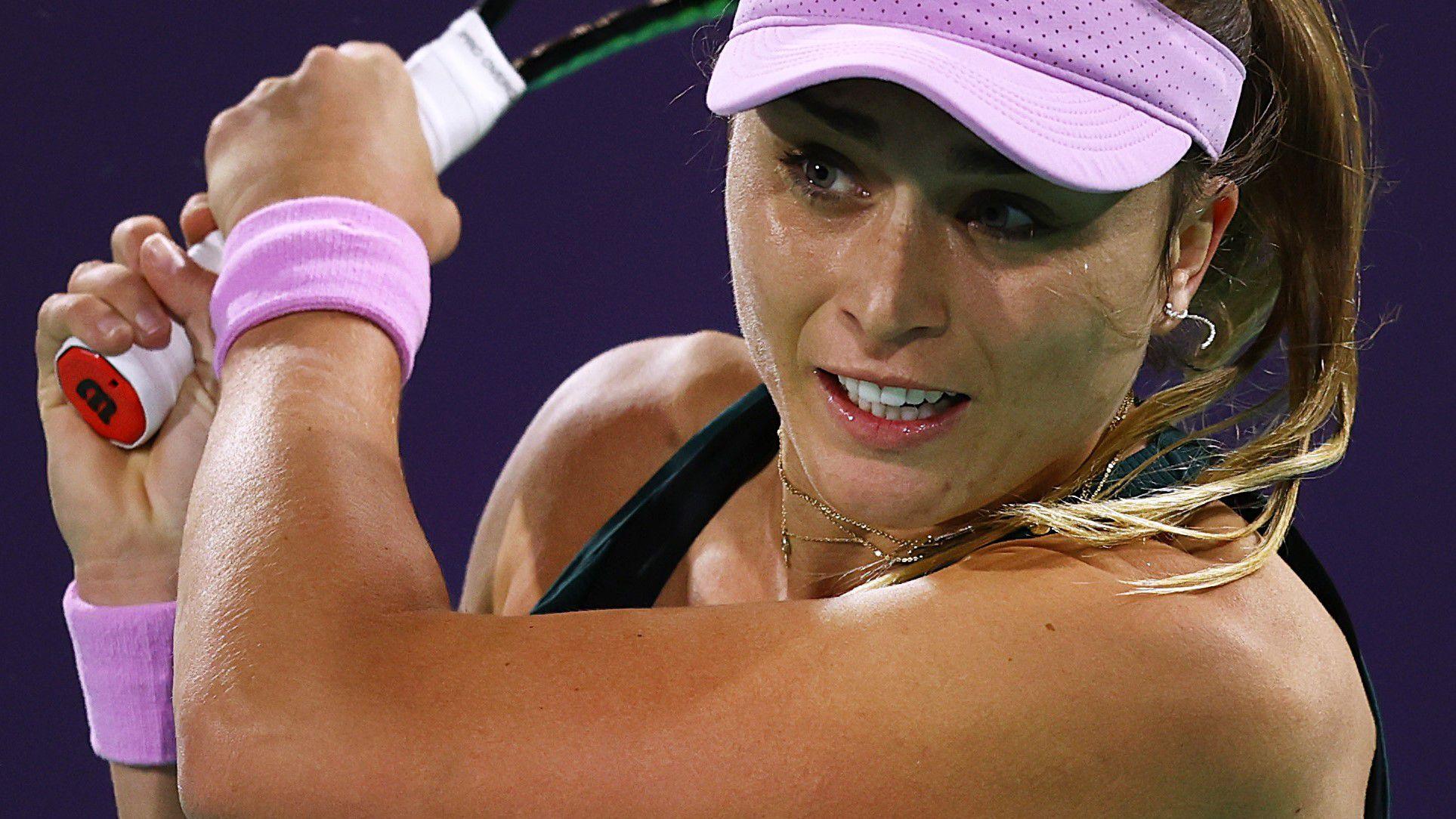 COVID-hit Australian Open player Paula Badosa complains she has been 'abandoned'