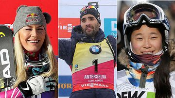 2018 PyeongChang Winter Olympics: Athletes to watch