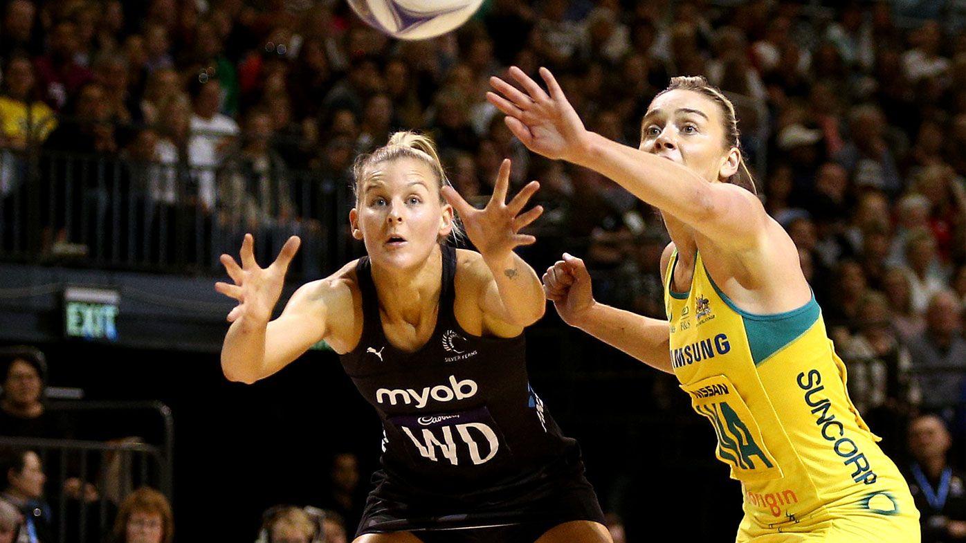 NZ pip Australia in netball cup opener