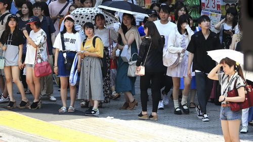 Death toll hits 30 as temperature soars in Japan