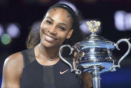 Serena Williams have Beckham a ringing endorsement for his MLS plan. (AAP)