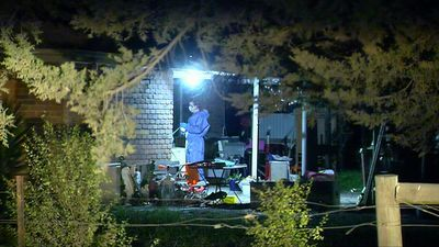 Police investigating body found inside home