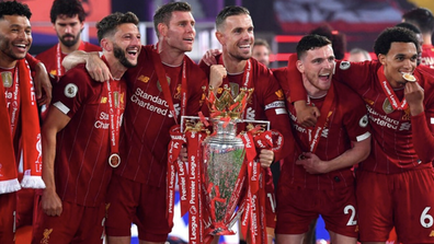 'Liverpool FC: The End of the Storm' relives the team's triumph.