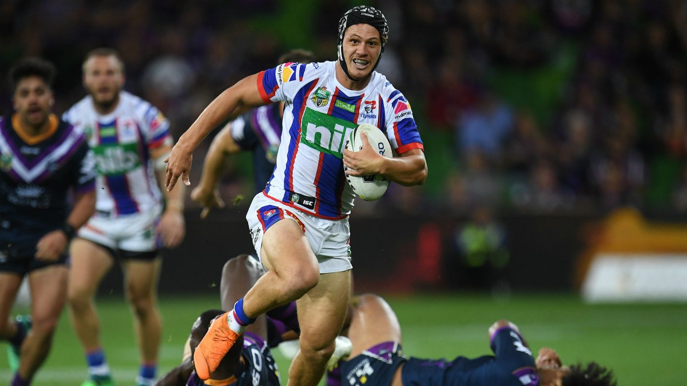 Peter Sterling touts Kalyn Ponga as future State of Origin legend