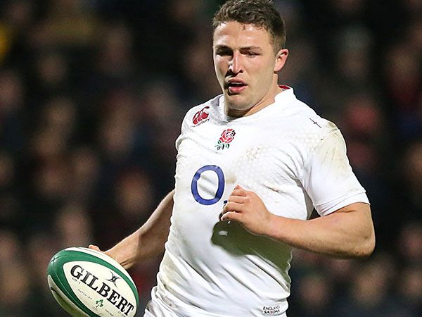 Sam Burgess. (AAP)