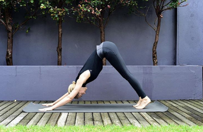 Monique has since developed a style of yoga more suited to women and their specific needs.