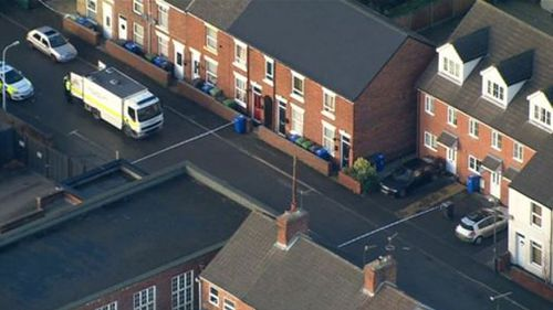 Bomb squad called to home during UK terror raids