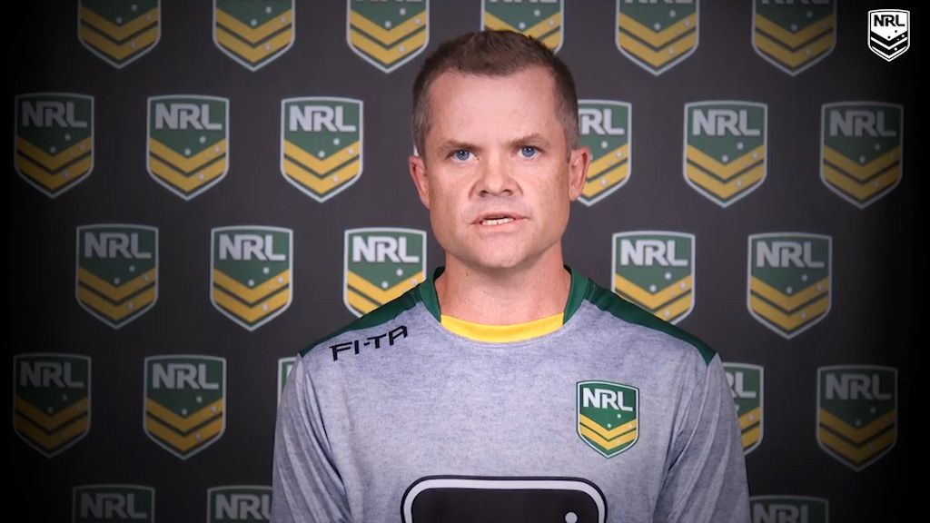 NRL referee outlines career highlights