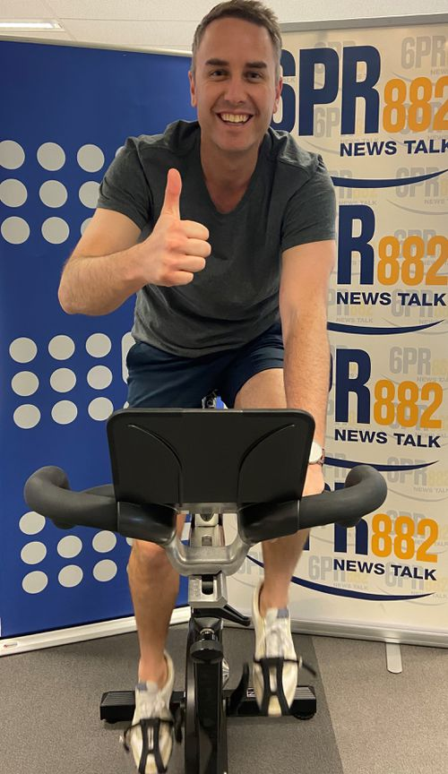Paddy Sweeney will be among the 40 cyclists racing through WA's South West in October as part of the annual Ronald McDonald House Charities Western Australia Ride for Sick Kids.