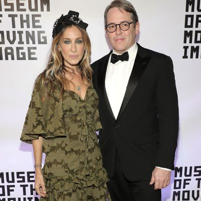 Sarah Jessica Parker, 51, and Matthew Broderick, 54: Married 19 years