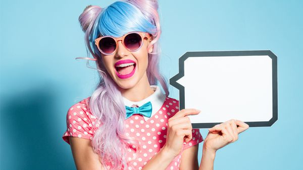 Small talk: Become a cool 'cover all topics' conversationalist with these tips. Image: Getty