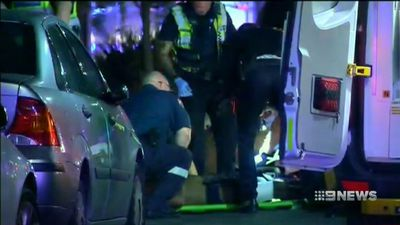 Gunman on the run after shooting in Brunswick