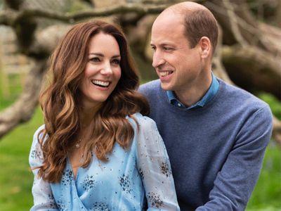 Prince William and Kate Middleton celebrate decade-long milestone
