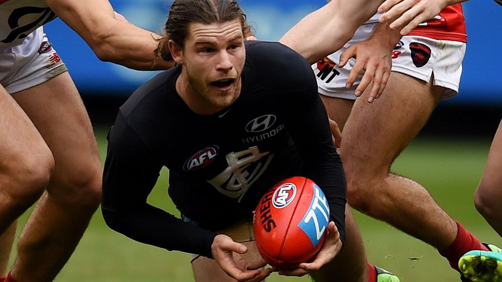 Crows believed Blues would relent on Gibbs