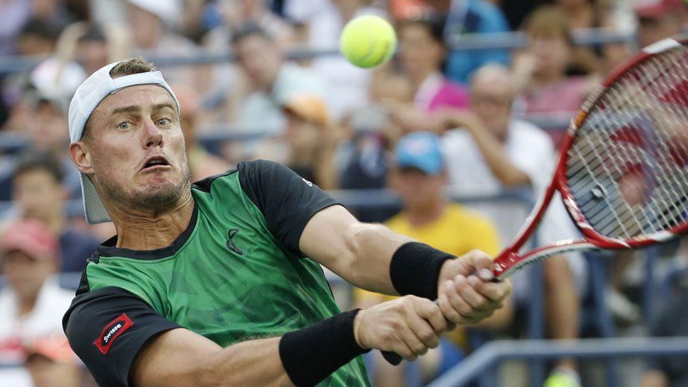 Lleyton Hewitt. (AFP-file)