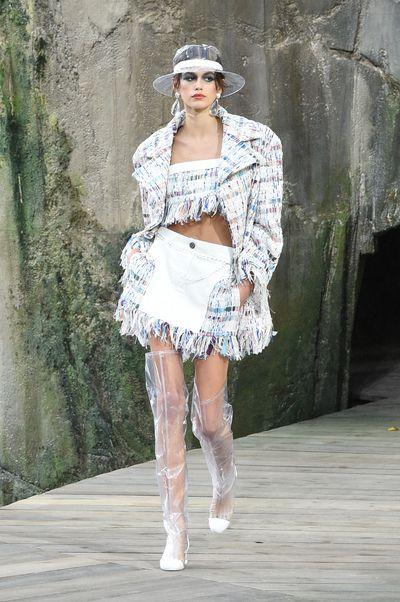 Kaia Gerber, Chanel Spring/Summer '18