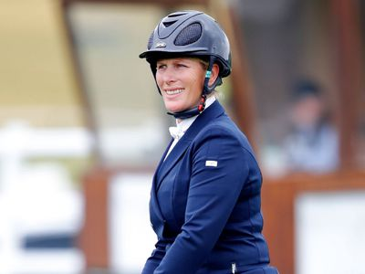 Zara Tindall spotted competing at equestrian event following birth of third child