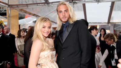 Chloe Grace Moretz's brothers Trevor Duke-Moretz (pictured) and Colin Moretz