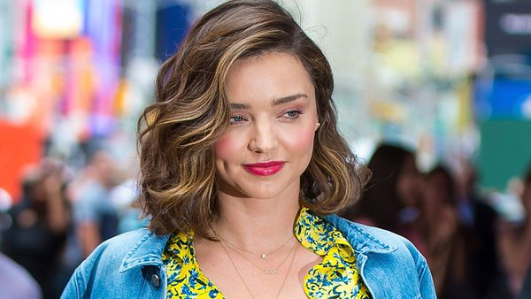 Miranda Kerr - the very epitome of weekend glamour