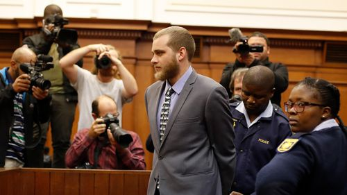 His lawyers had argued there was no sufficient evidence to connect their client to the murders.
