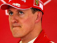 Schumacher debuts for Ferrari