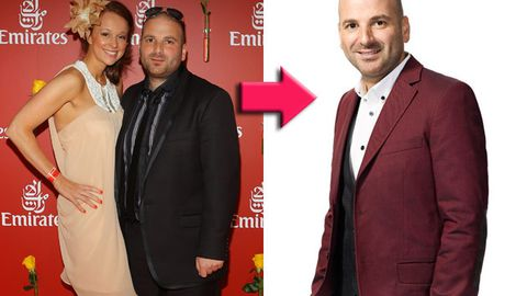 MasterChef's George Calombaris on losing 20kg, his baby's unusual diet - and why he's not married yet!