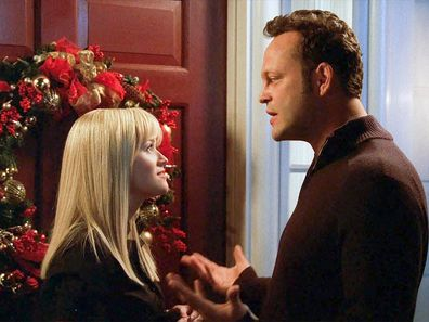 Scene from Four Christmases