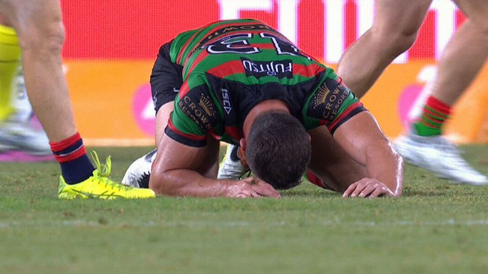 South Sydney under scrutiny after Sam Burgess played on with concussion