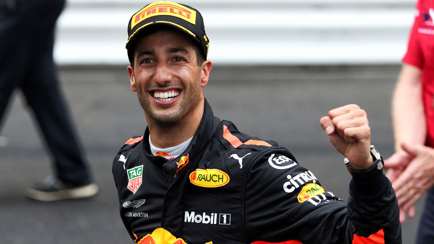 Huge $20 million McLaren offer for Daniel Ricciardo to leave Red Bull: report