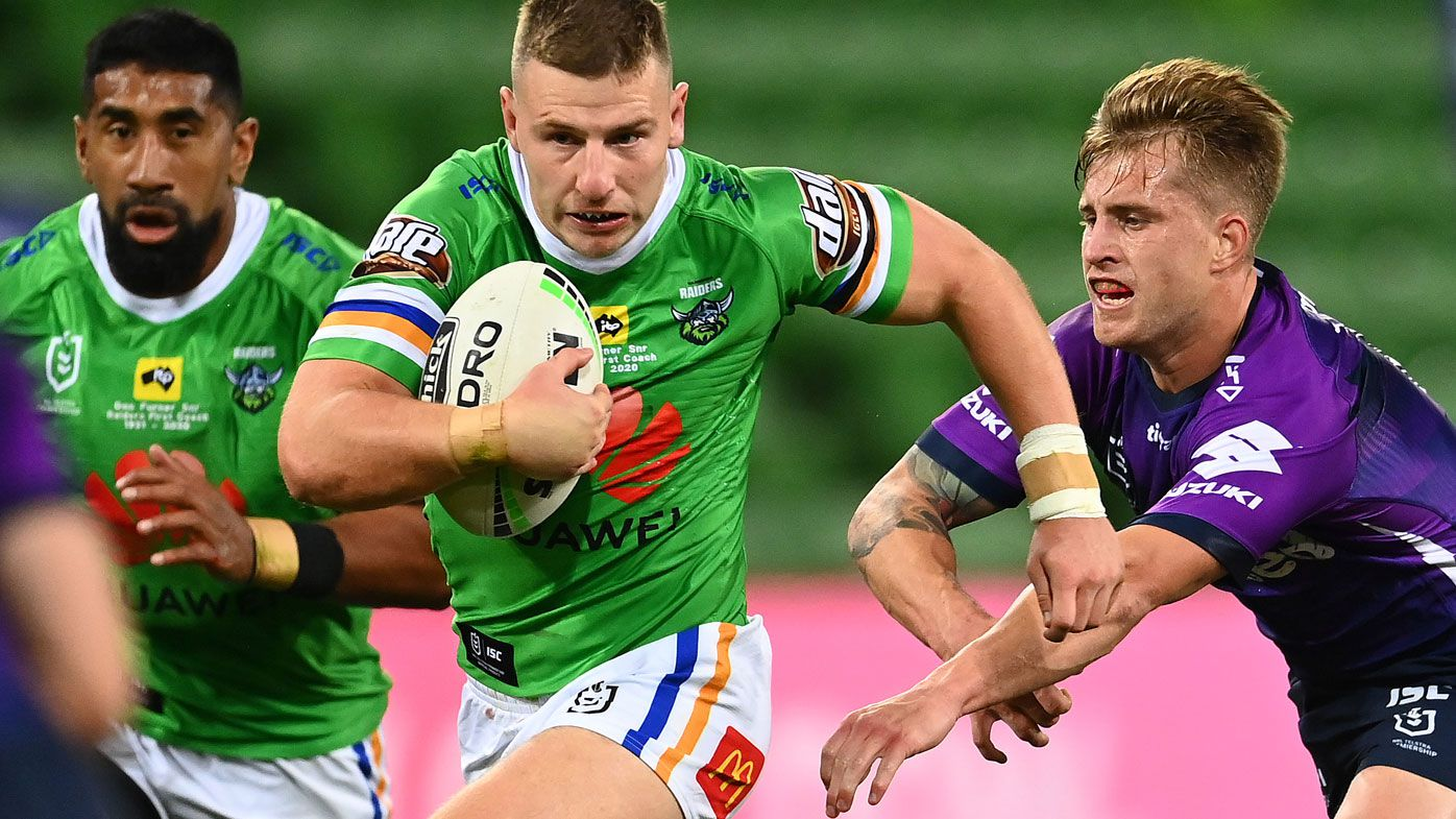 Ricky Stuart brands George Williams a 'wonderful footballer' as Raiders smash Storm