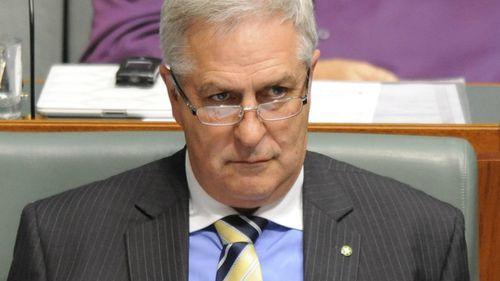 Late Western Australian MP Don Randall. (AAP)