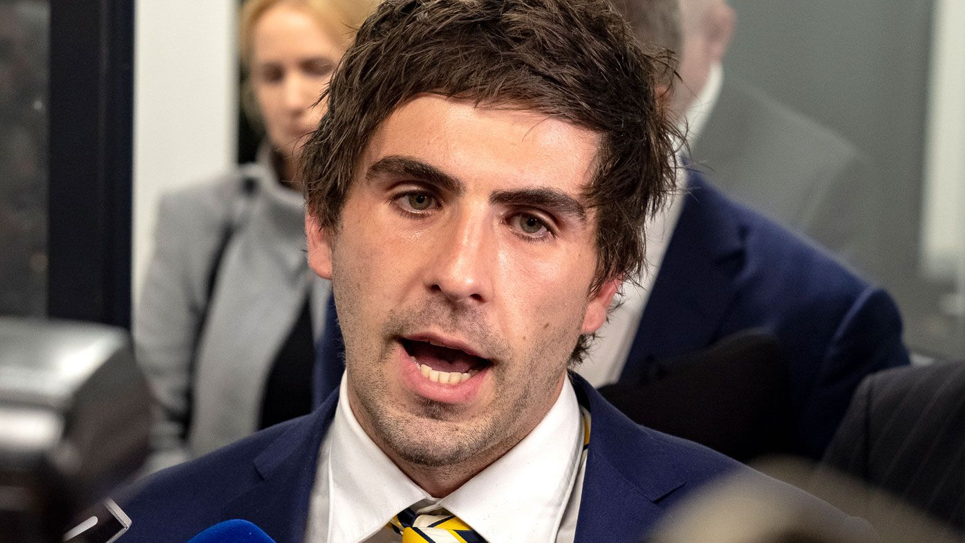 Banned star Andrew Gaff gets early return to footy in AFLX after being drafted by Bolts